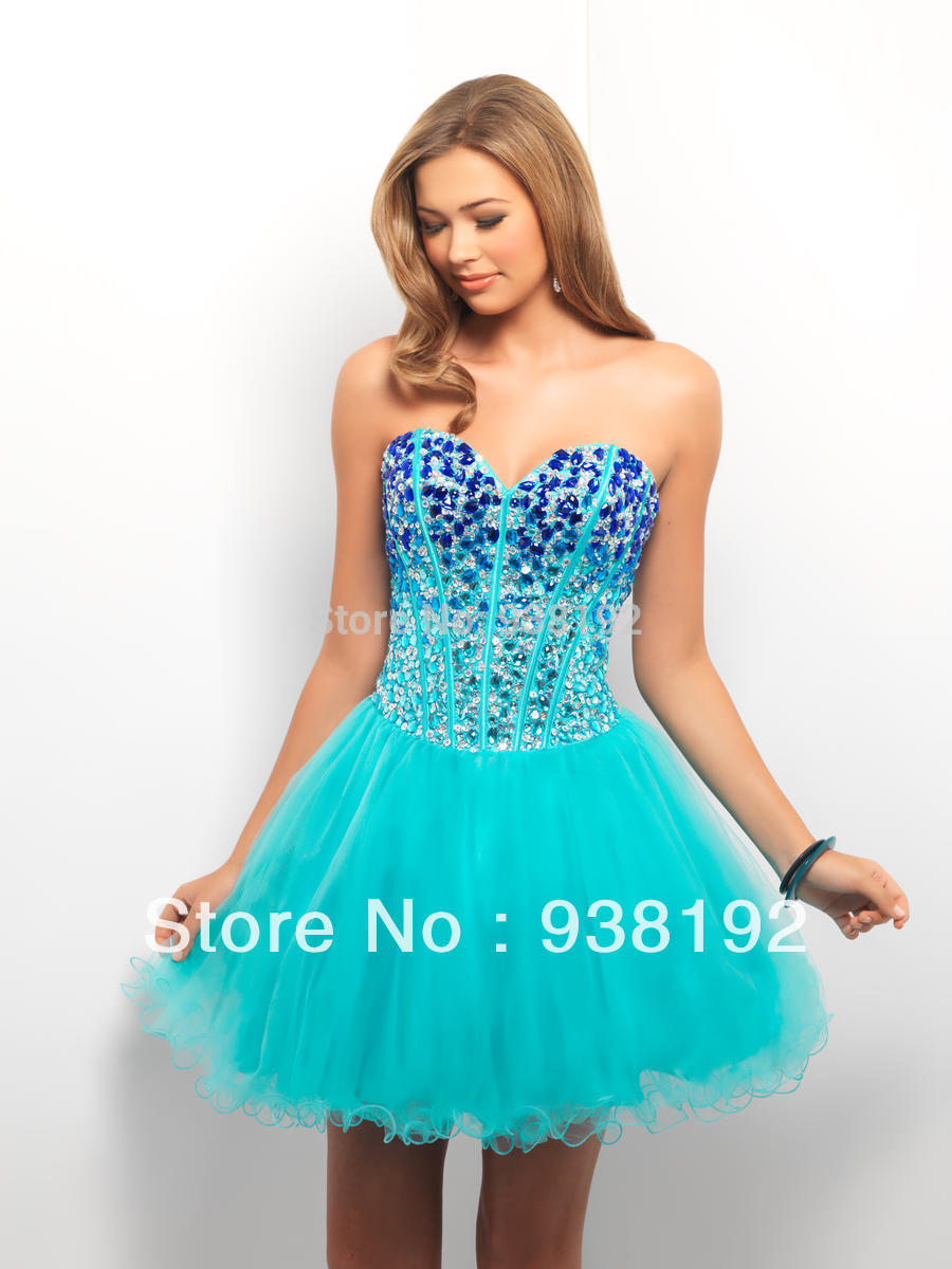 Aliexpress.com : Buy Feather Prom Dresses Online Dress Stores In ...