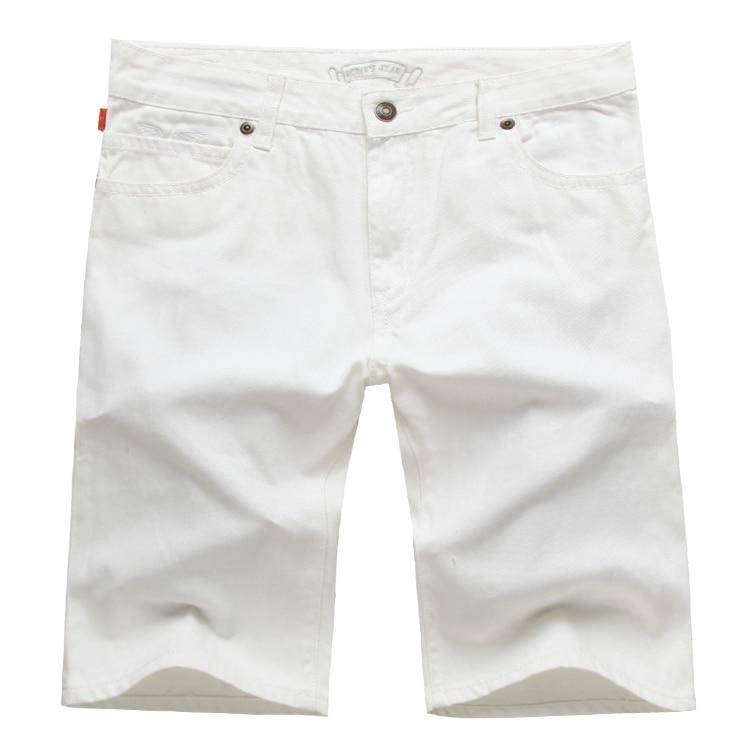 2015 New Mens White Robin Jeans Shorts Men Designer Famous Brand ...