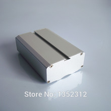6 шт./партия 53*26*80 мм корпус прибора плата IPC маленький проект коробки профили корпус из алюминиевого сплава водонепроницаемый распределительная коробка