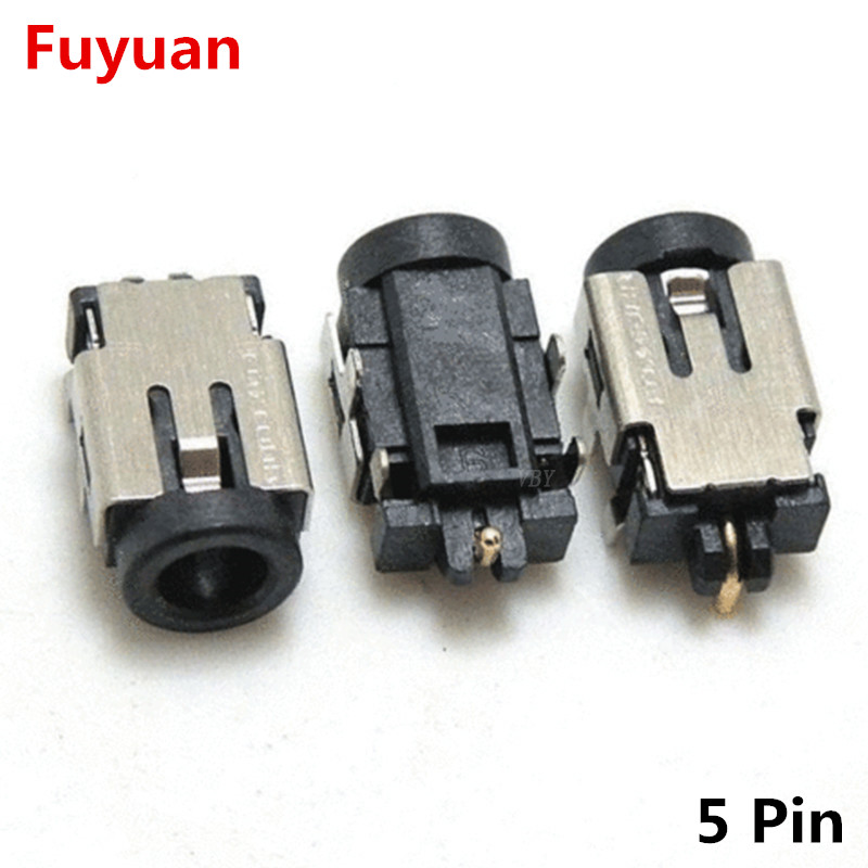 New Original 5 Pin DC Jack Charging Socket Connector Plug Port For Asus UX21E UX31E UX32E UX31