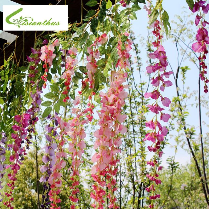 Flower garland wedding decoration gallery wedding decoration ideas silk flower garland gallery flower decoration ideas mightylinksfo