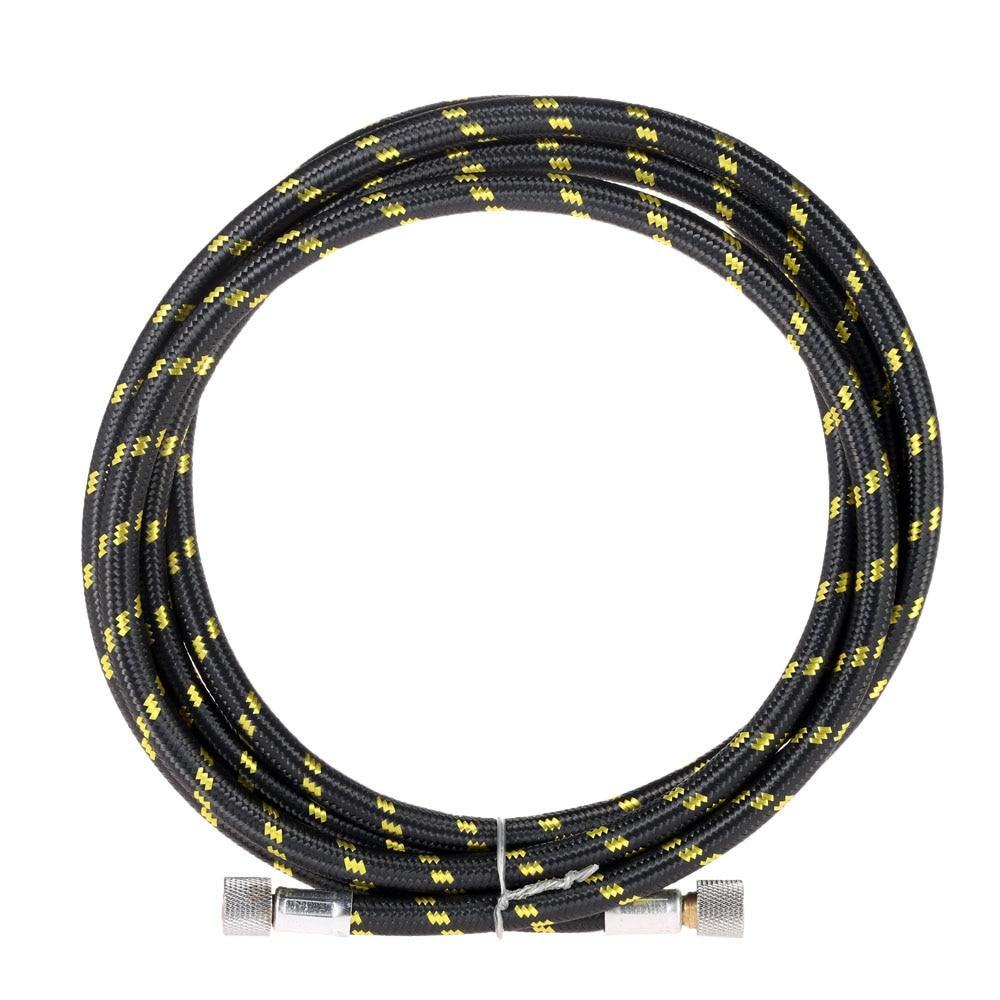 1.8m Nylon Braided Airbrush Hose Standard 1/8