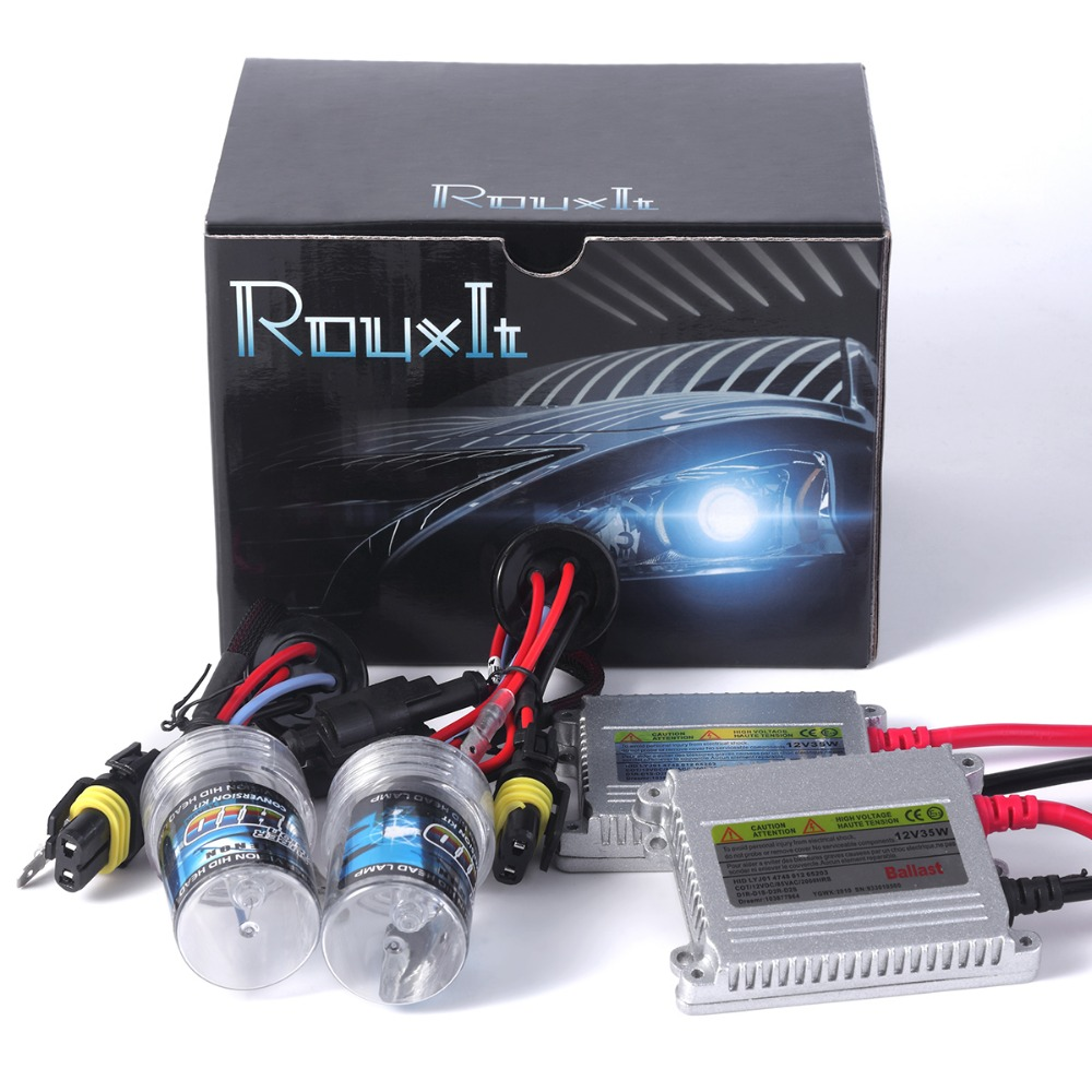 1 set Xenon HID Kit H7 DC 12V 35W Metal Ceramic Base Xenon Bulb Lamp 4300K 6000K 8000K and Digital Ballast for Car Headlight ngk br8hs
