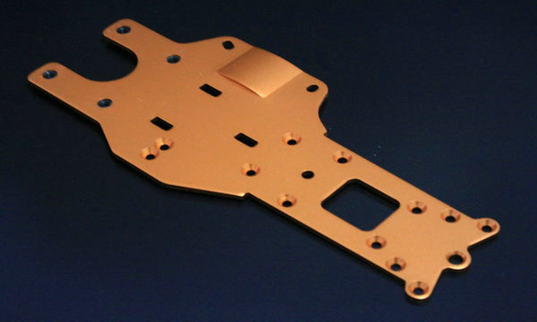 Rear chassis plate  For 1/5 HPI Baja 5B 5T 5SC rear lower arm for 1 5 hpi baja 5b 5t 5sc