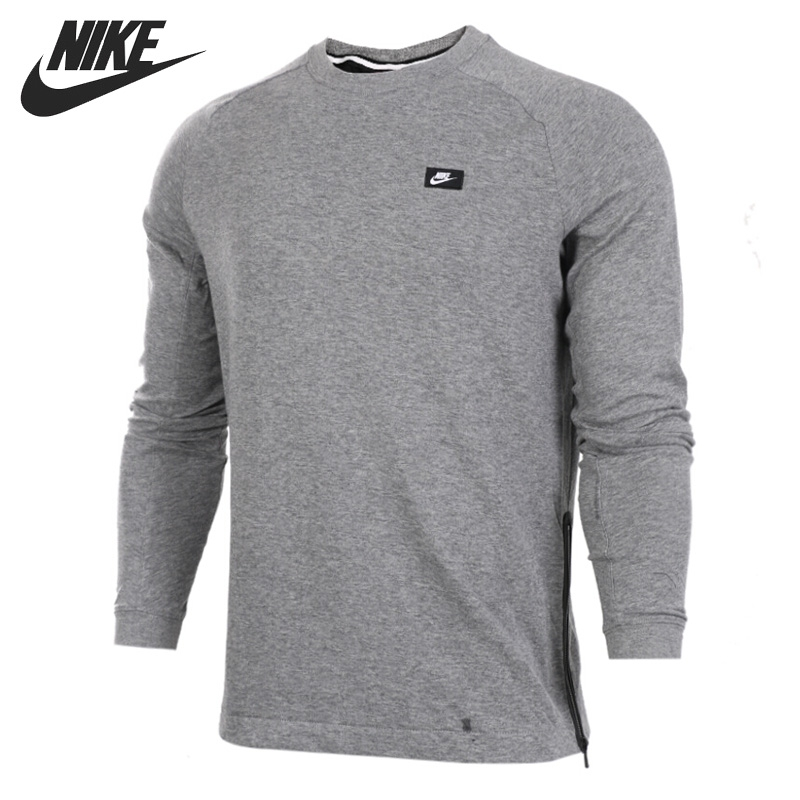 Original New Arrival 2017 NIKE Men's Knitted Pullover Jerseys Sportswear original adidas men s knitted pullover ab4373 ab4374 jerseys sportswear free shipping page 1