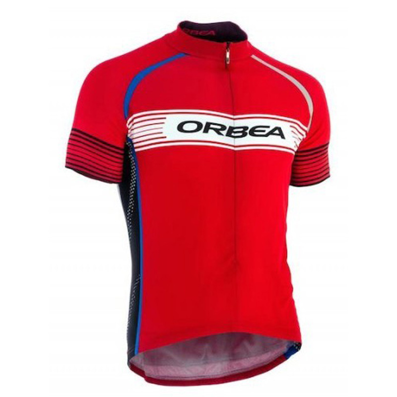 2017 Summer Style Orbea Pro Team Cycling Jersey MTB bike shirts breathable quick-dry short sleeve men clothing Ropa Ciclismo G12