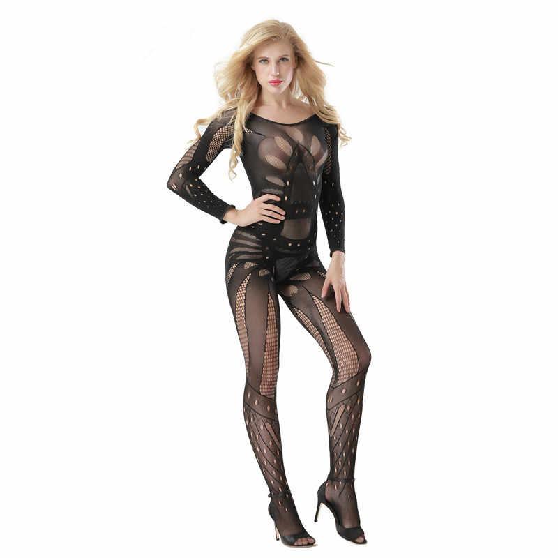 Meias-calças femininas eróticas, meia-calça transparente, meia-calça preta, lingerie para ficar na altura da coxa