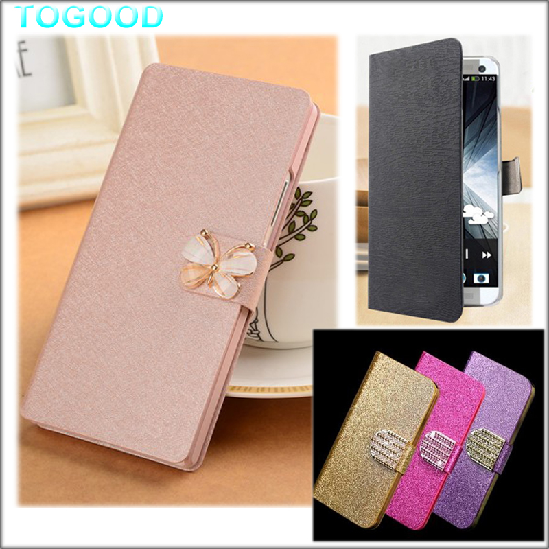 Leather Case For Prestigio Wize N3 Cover Wallet Flip Case Cover Coque Capa Phones Bag Customers First Home