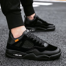 Casual Shoes for Men Trend Autumn Winter High Top Walking Fashion Sneakers Brand Quality Lace-up