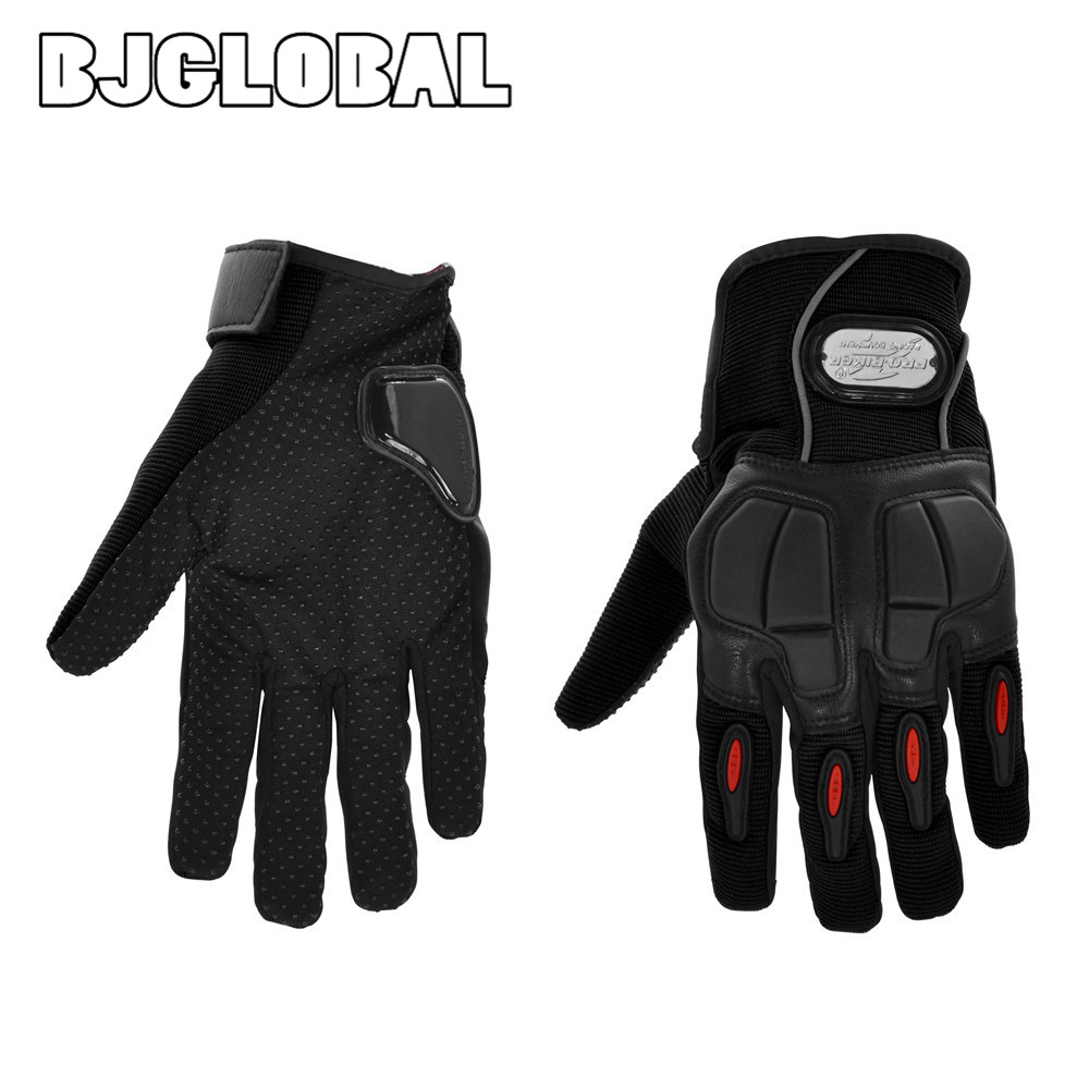 Insulated leather motorcycle gloves -  Thinsulate Motorcycle Gloves Promotion For Promotional