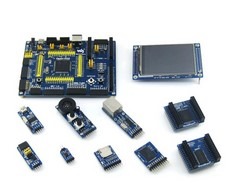 Stm32 Board Arm Cortex-m3 Stm32f103zet6 Stm32f103 Stm32 Development Board + 9 Accessory Module Kits = Open103z Package A