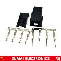 4Pin G38 Ambient Light Plug Terminal Novo X5 Plugue Plugue Transferência para BMW Luz Ambiente Luz Ambiente 4p
