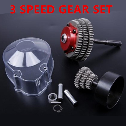 1/5 BAJA METAL 3 SPEED GEAR SET FOR HPI KM ROVAN BAJA 5B 5T SS потолочная люстра colosseo 71102 5c