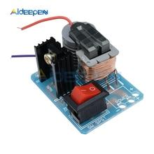 15KV High Frequency DC High Voltage Arc Ignition Generator Inverter Boost Step Up 18650 DIY Kit U Core Transformer Suite 3.7V