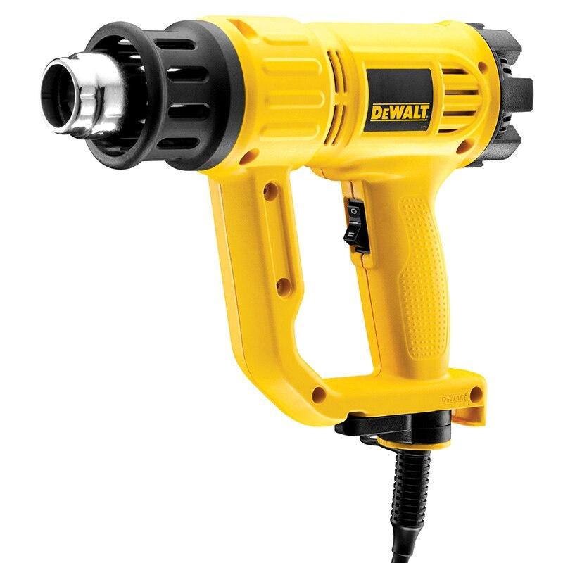 DeWalt affichage numérique pistolet à Air chaud de qualité professionnelle grille-pain à température réglable contrôle de Film de voiture chauffe-chaleur D26411