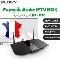 Smart Tv Box Q1504 Android Tv Boxn With Sky France European Canal Sports Channels Ligtv Turkish