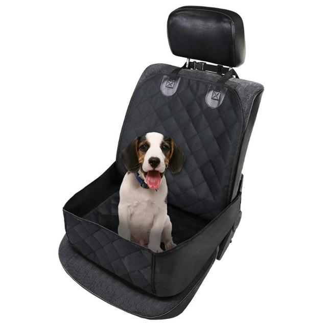 Pet Dog Carrier Car Seat Pad Safe Carry House Cat Puppy Bag Travel Accessories Waterproof