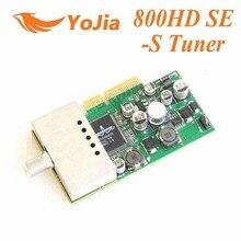 1 unid BCM4505 DVB-S Tuner para 800hd se 800se receptor de satélite digital envío libre de poste