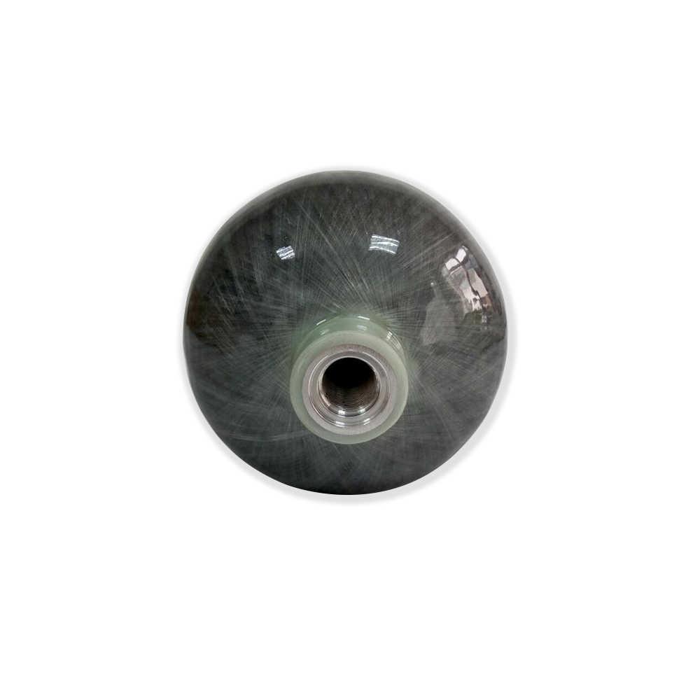 AC5020 الألوان Pcp الهواء خزان 2L قصيرة إسطوانة الضغط العالي كوندور مصغرة زجاجة الغوص 4500 Psi بالون ل ضاغط 300 بار