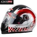 Высочайшее качество LS2 Мотоциклетный Шлем DOT ЕЭК утверждено спортивный мотоцикл шлем FF 358