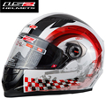 Top quality LS2 Motorcycle Helmet DOT ECE approved sport bike helmet FF 358