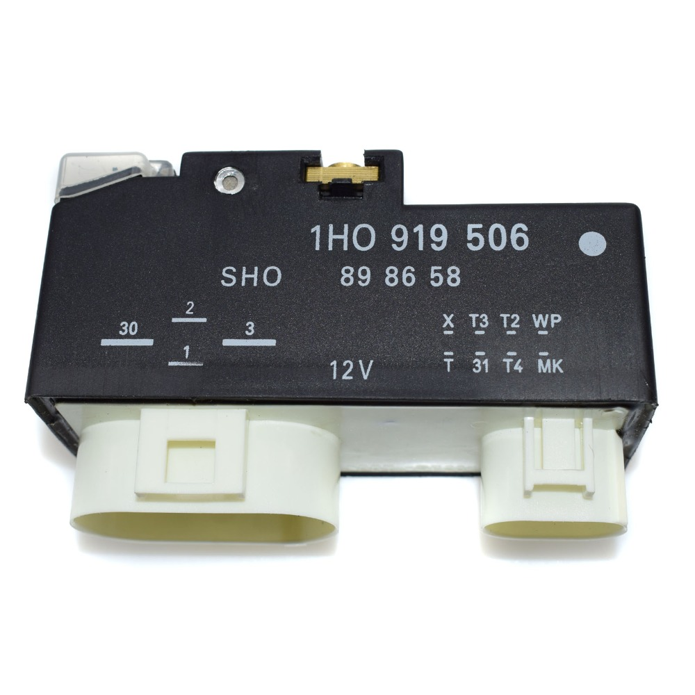 hight resolution of isance cooling fan relay control switch radiator module 1h0919506 for 92 94 vw corrado passat jetta golf lfvw004 in car switches relays from automobiles