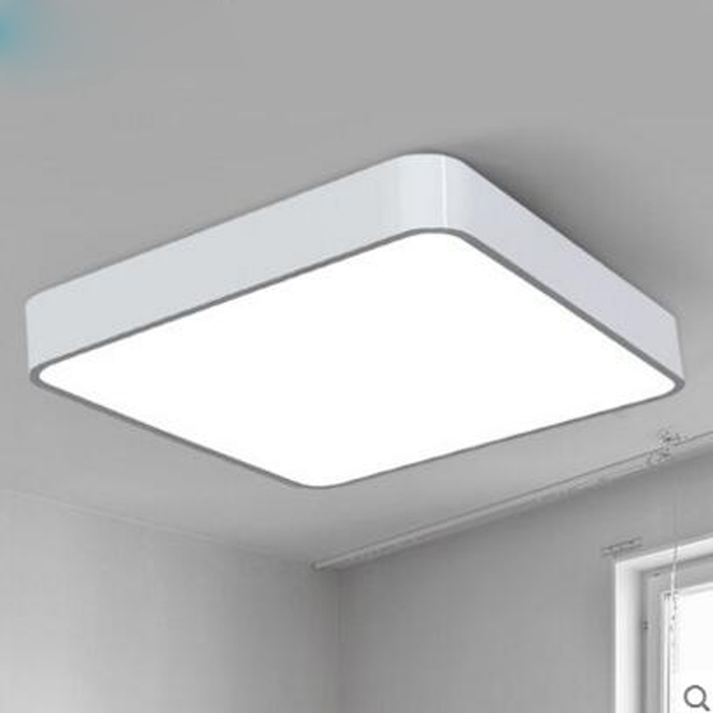 Ceiling Light Modern Simple Rectangular