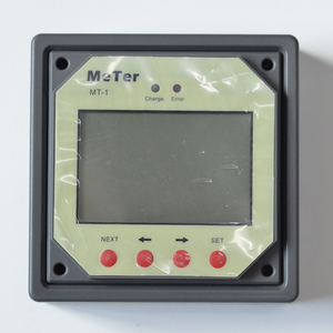 Image 5 - LCD Remote Meter for Dual Battery Solar Charge Controller Regulators  MT 1 with 10m Cable Giant Remote Control
