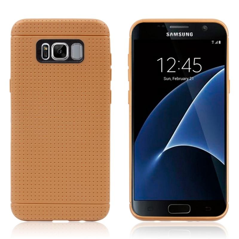 Para Galaxy S8 más Accesorio Del Teléfono coque Cubierta del Acoplamiento Ideal
