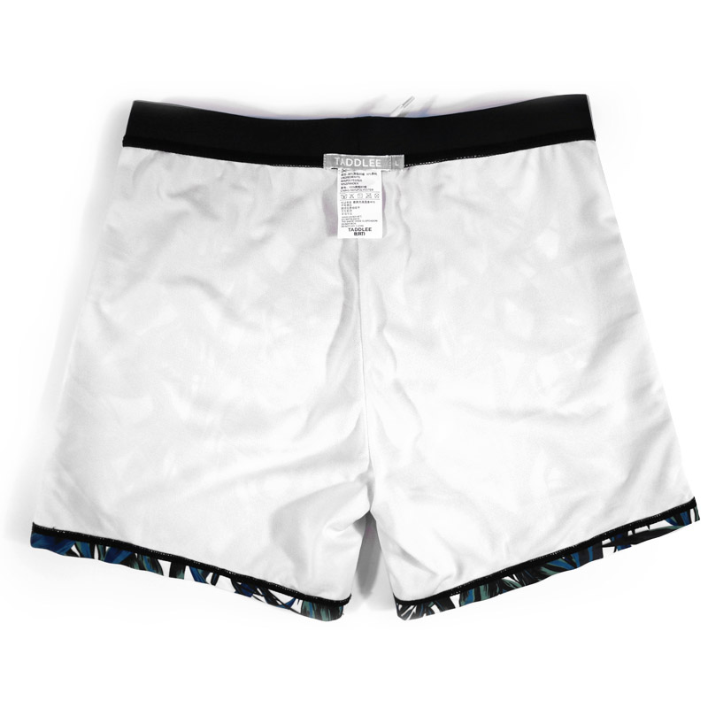 Taddlee Brand Sexy Men's Swimwear Board Beach Boxer Trunks Shorts - Pakaian lelaki - Foto 6