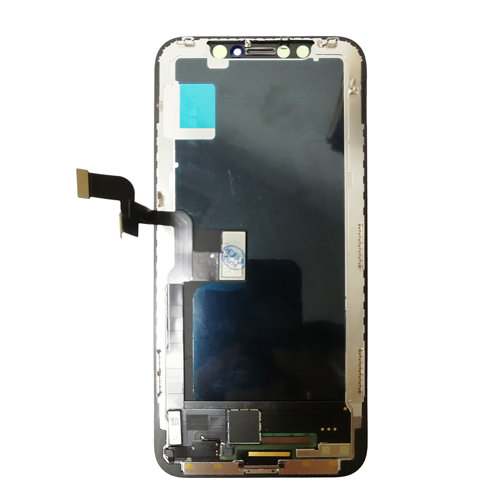 Image 2 - Oled LCD For iphone X XS A1902 A1903 A1901 A1865 A1920 A2097 LCD Display+Touch panel Screen Digitizer Assembly for iphone X XS-in Mobile Phone LCD Screens from Cellphones & Telecommunications