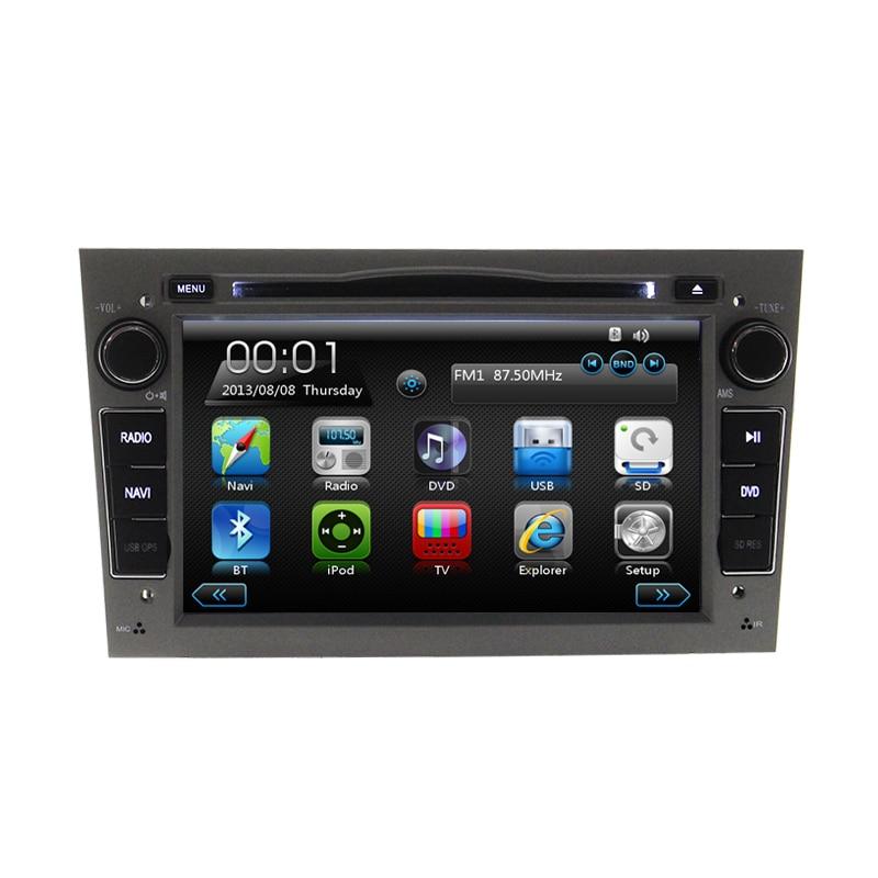 7 Touch Screen Auto GPS Navigation system Bluetooth Ipod for Opel Corsa Astra Zafira Vectra Meriva