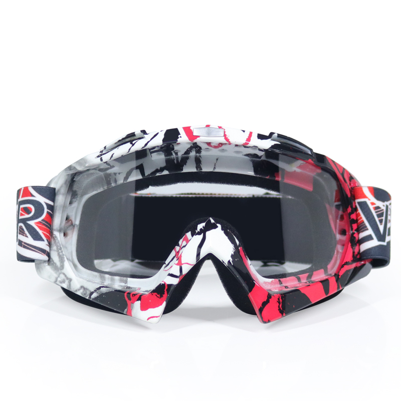 New Professional Motocross Goggles Cycling Eyewear Outdoor Glasses Off Road Motorbike Goggles For Motorcycle Helmet Glasses