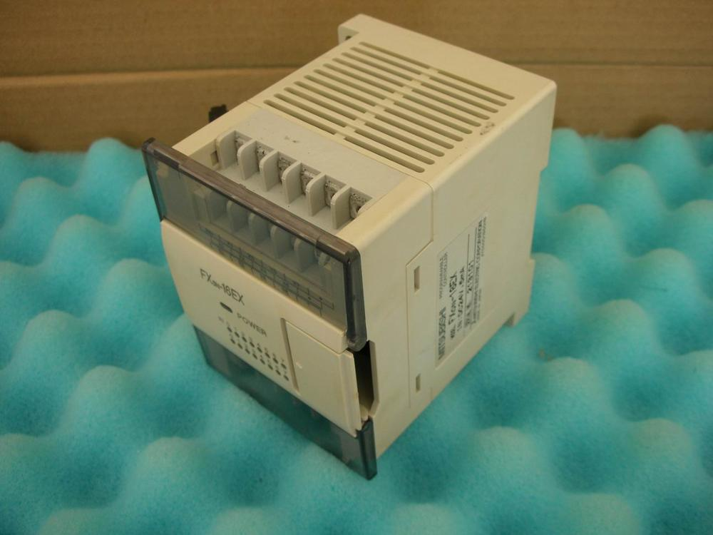 1PC USED * FX0N-16EX PLC