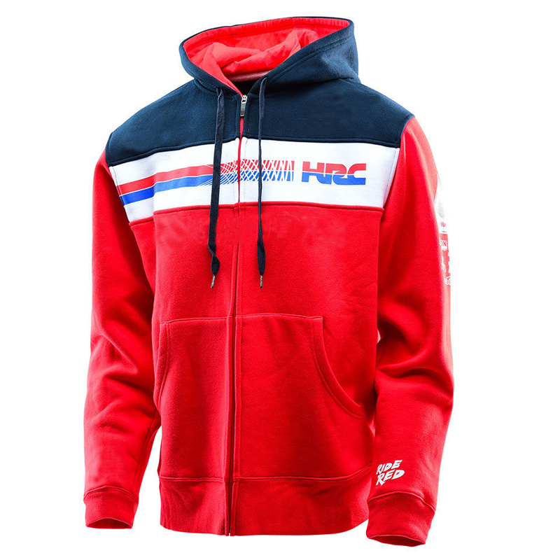 ab00998fd mens motorcycle hoodie racing moto riding Windproof hoody clothing jacket  men jackets cross Zip jersey sweatshirts coat