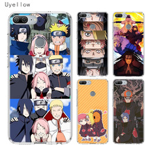 Uyellow Naruto Anime Silicone Soft Phone Case For Huawei Honor 8A 8X 8C 8S 9 10 20 lite Pro 20i V20 Trend Cover Coqeu