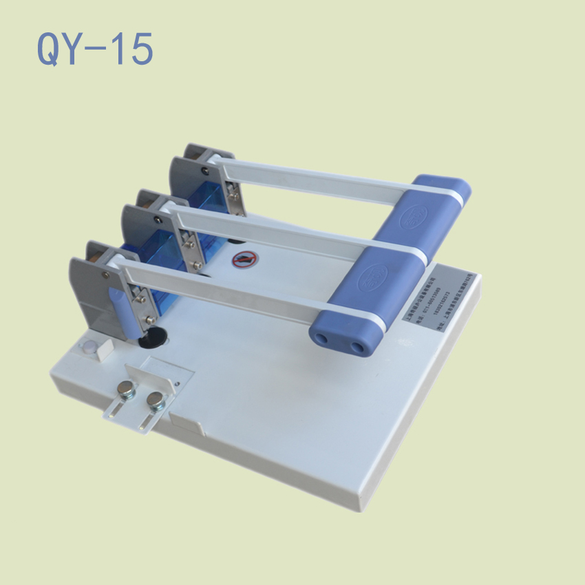 1PC QY-15 Heavy Duty Ream Guillotine A4 Size Stack Paper Cutter Paper Cutting Machine,punching machine 3mm/4mm/5mm/6mm дырокол deli heavy duty e0130
