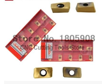 10 Pcs APMT1135PDER DP5320 Carbide Inserts Blades Cutter Kit CNC Tool