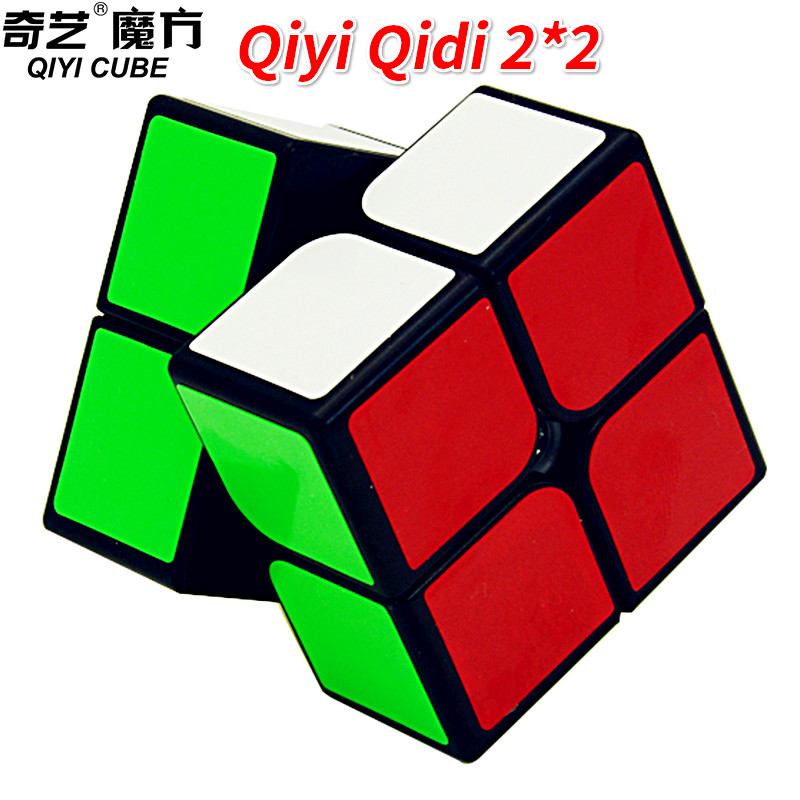 Yj Yuanfang 2x2 Magic Cube Rose Golden Sliver Professional Yuanfang 2*2*2 Speed Cube Shape Twist Educational Toys Game Toys & Hobbies