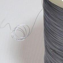 0,1 мм- 4 мм, 1 кг, 304 более мягкая проволока из нержавеющей стали, одиночная мягкая отожженная стальная проволока