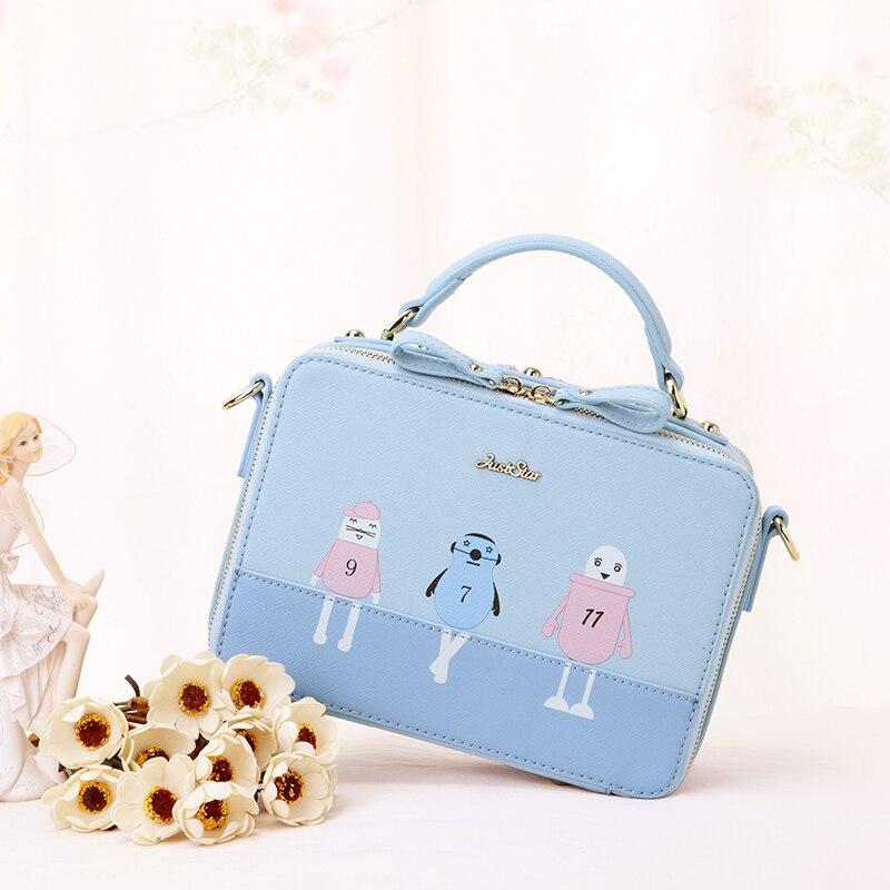 European female 2017 new summer fashion bags Handbag Shoulder Bag Messenger Bag Korean leisure square bag