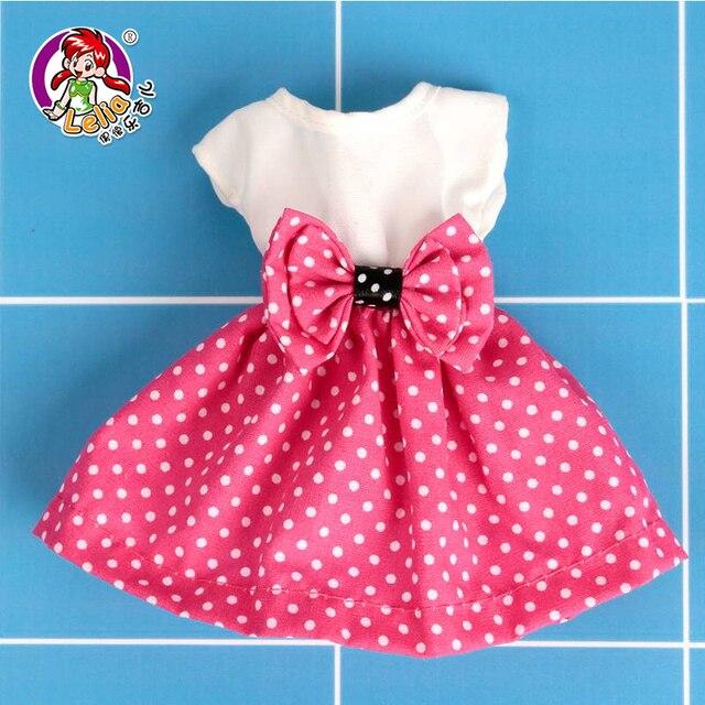 c4df12da4 10 piezas aleatorias unids hermoso vestido de fiesta hecho a mano ropa de  moda accesorios juego