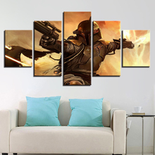 HD Printed Poster Home Decor Picture Wall Art Canvas Painting Star Wars Movie Paintings on for Modern Artwork