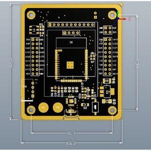 Image 5 - ESP 32F WiFi + Bluetooth Ultra düşük güç tüketimi geliştirme kurulu çift çekirdekli ESP 32 ESP 32F ESP32 benzer M5Stack arduino için