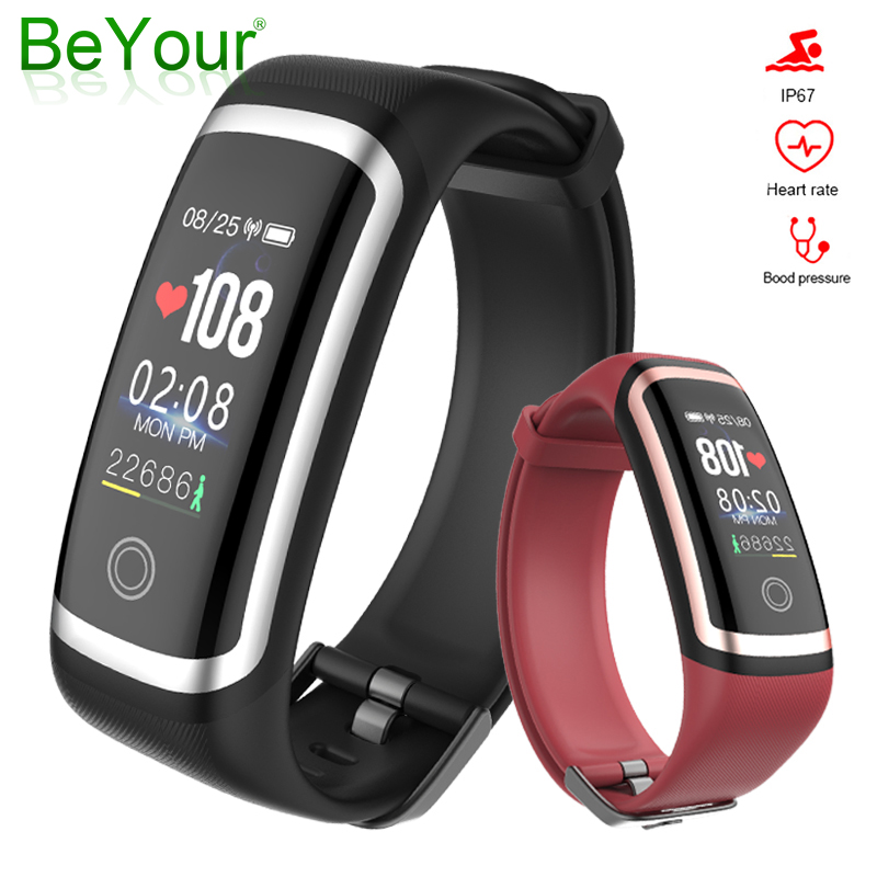 M4 Smart Band PK For Xiaomi Mi Band 3 4 IP67 Waterproof Blood Pressure Fitness Tracker Smart Bracelet Wristbands For iOS Android xiaomi mi band 4
