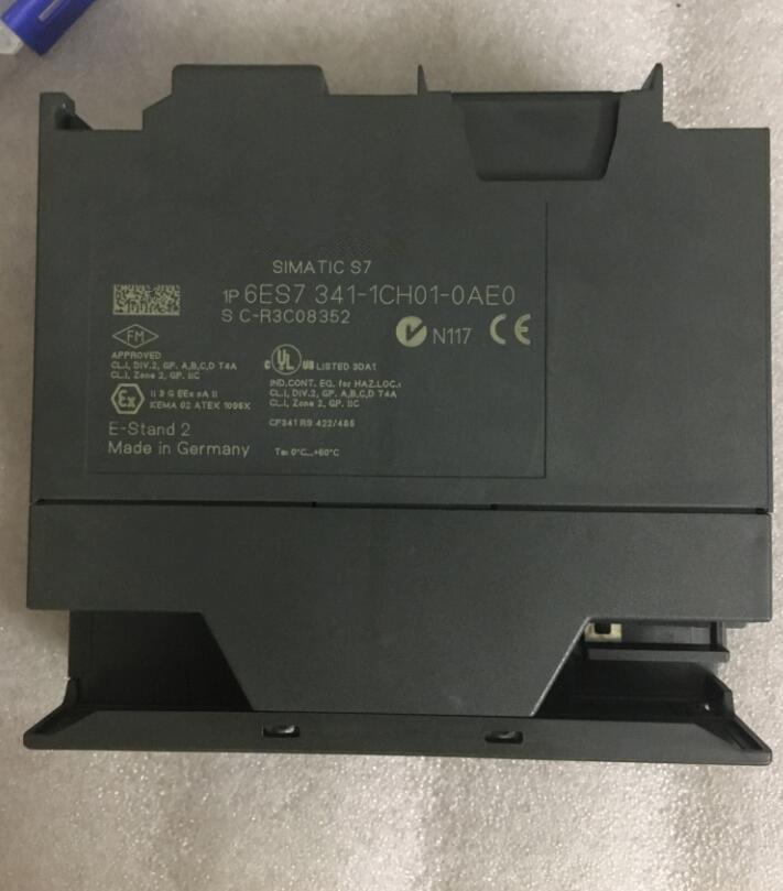 6ES7 341-1CH01-0AE0 6ES7341-ICH01-OAEO Used Good Working Tested