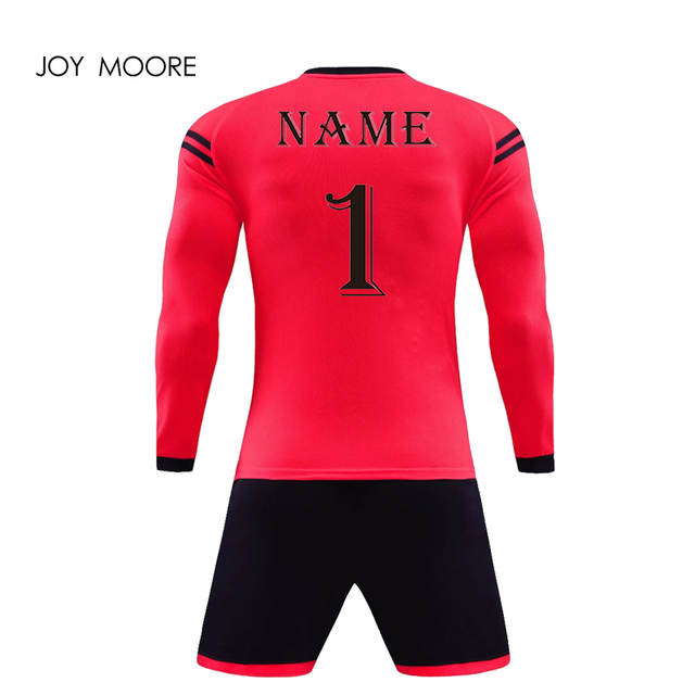 94fd17e6e High Quality Cheap Soccer Uniform Sublimation Printing New Model football  jersey goalkeeper uniform