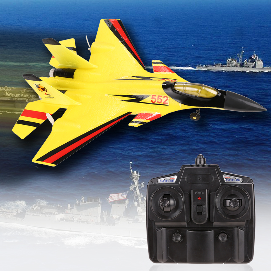 RC Glider airplane FX861 2.4G 2CH remote control rc fighter airplane EPP Foam flying plane toy model Electric rc toy kid gift to image