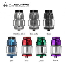Augvape INTAKE RTA Electronic Cigarette Atomizer Leak Proof Bottom Airflow Direct To Coil Single Coil 24mm 4.2ml Atomizer Tank
