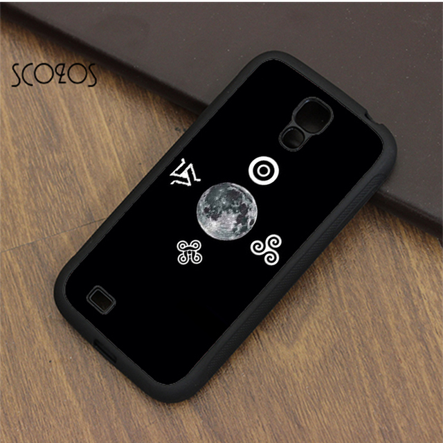 Scozos Teen Wolf Symbols Cell Phone Case Cover For Samsung Galaxy S3